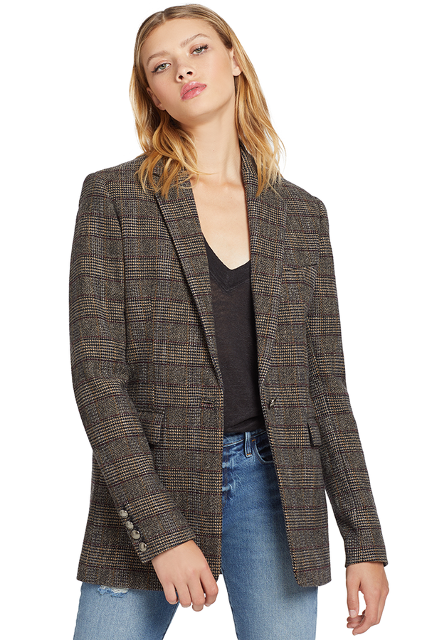 IRO Houli Blazer (Brown)