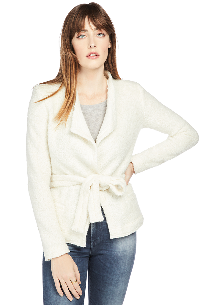IRO Iquitos Jacket White