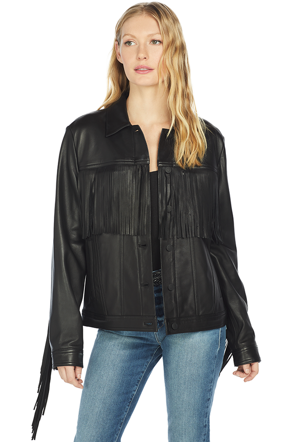 Iro Linear Jacket (Black)