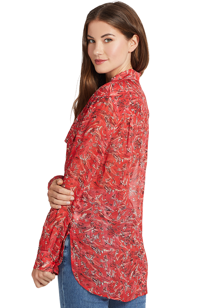 IRO Stiry Top (Red)