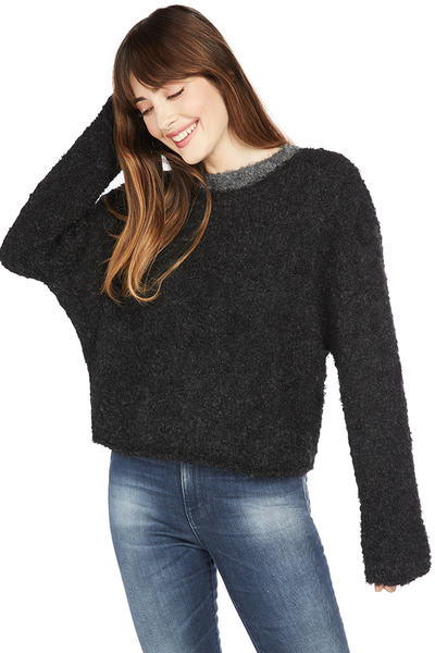 IRO Yale Sweater Anthracite