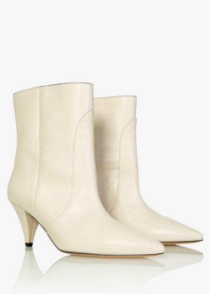 Pingo Boots - Off White