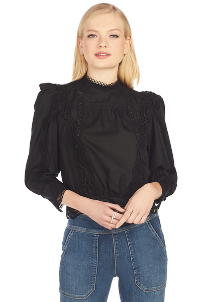 Avil Top - Black