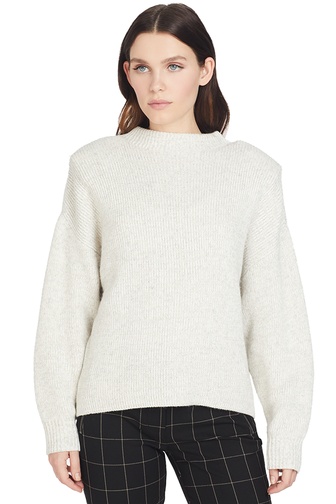 IRO Ground Sweater (Off white)