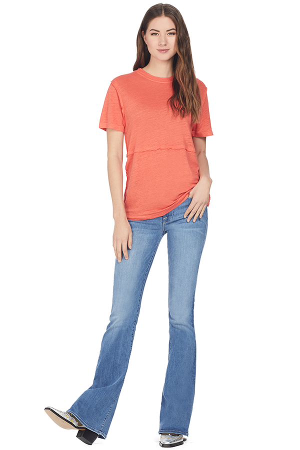 Spire Tee-Shirt (Flou Orange)