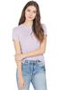 IRO Third Tee-Shirt (Light Purple)