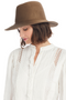 Janessa Leone Hat Camel Milk Boutique