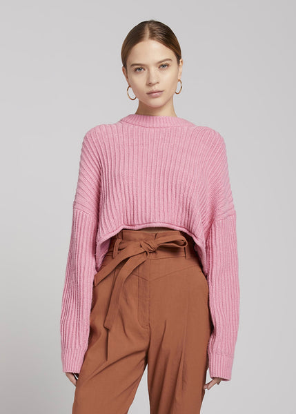 Lianne Sweater - Pink Lady