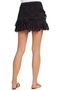 Loveshackfancy Emma Skirt (Black) Women's Skirts at Milk