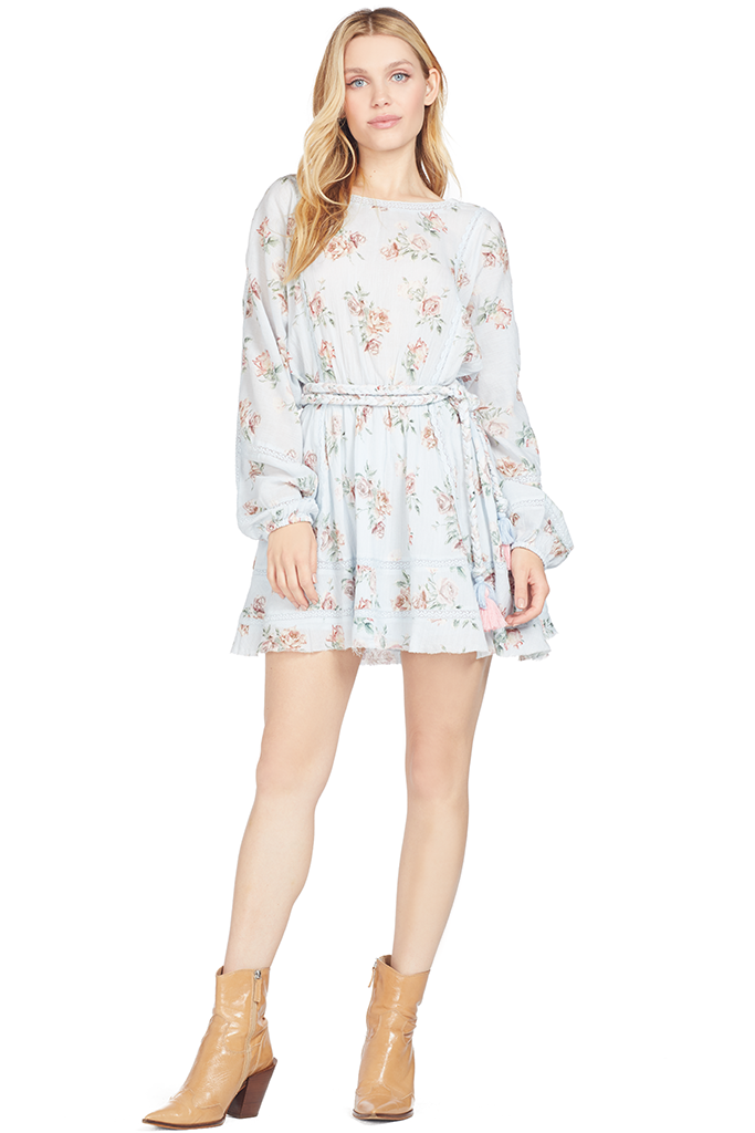 Loveshackfancy Noelle Dress (Peri)