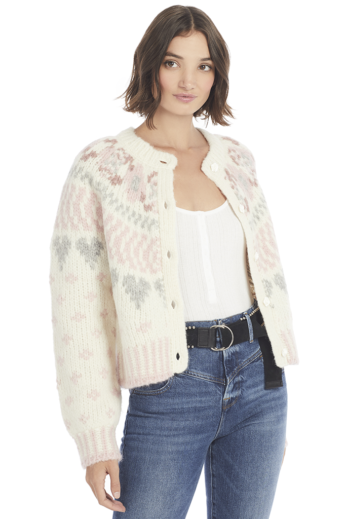 Loveshackfancy Jamie Cardigan - Women's Sweater