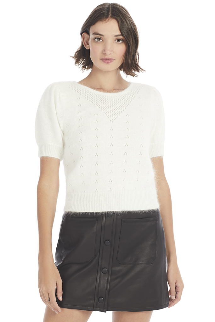 Loveshackfancy Karlie Pullover - Milk Boutique