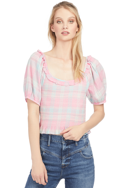 Loveshackfancy Molly Top - Milk Boutique