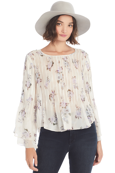 Loveshackfancy Paulette Top Milk Boutique