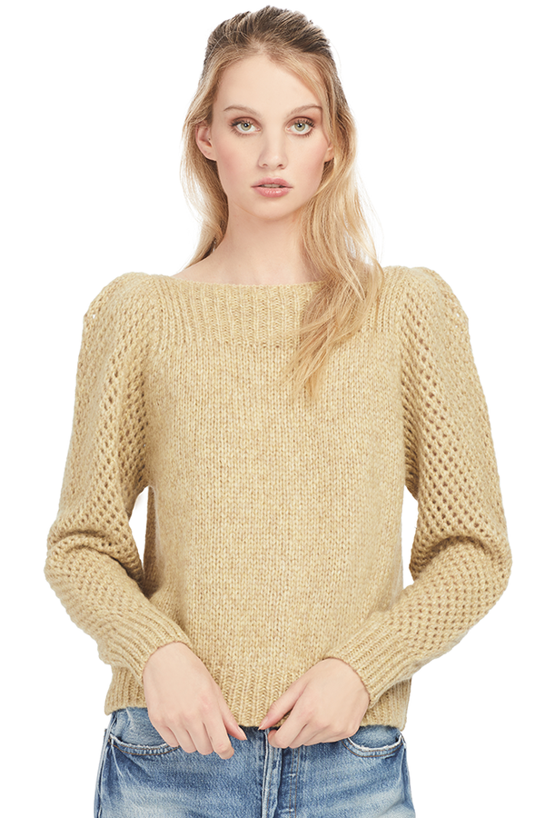 Loveshackfancy Rosie Pullover - Milk Boutique