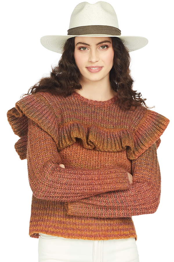 Yumi Pullover (Russet)
