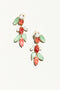 Milk Boutique Isla Chandelier Earrings Tutti Frutti