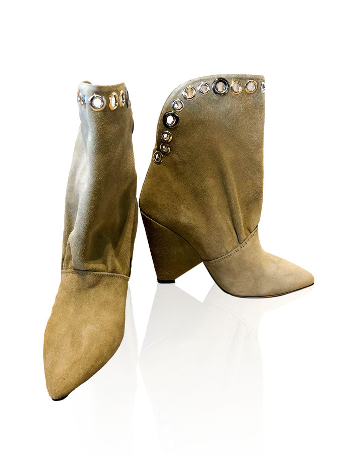 Sudeka Boots - Light Khaki