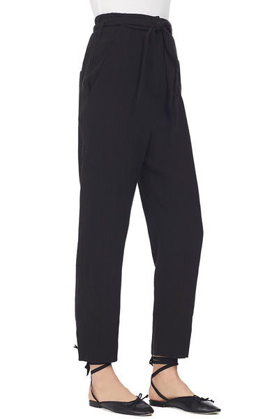 Nanushka Kedu Mens Pants (Off Black)