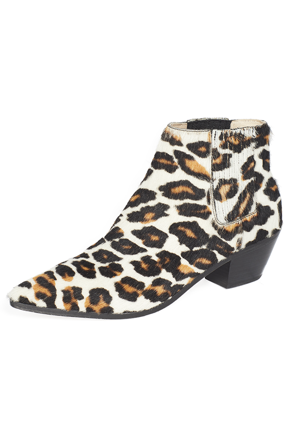 Nanushka Risa Boot in Leopard