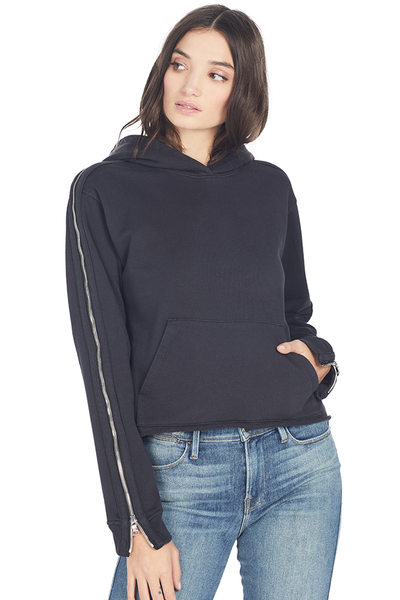 RtA Cicely Hoodie With Zippers