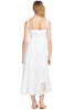 Saloni Fara-B Dress (White)