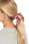 Milk Boutique | The Audrey Scrunchie (pink)