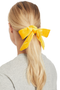 Milk Boutique | The Audrey Scrunchie (yellow)