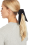 Milk Boutique | The Audrey Scrunchie (black)