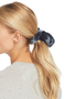 Milk Boutique | The Audrey Scrunchie (blue)