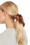 Milk Boutique | The Audrey Scrunchie (brown)