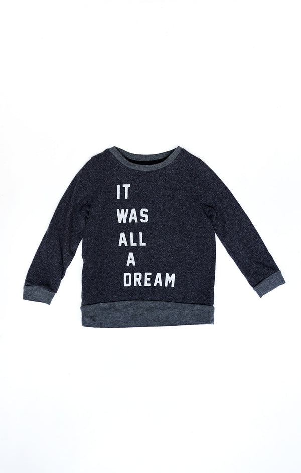 All A Dream Pullover (Black)