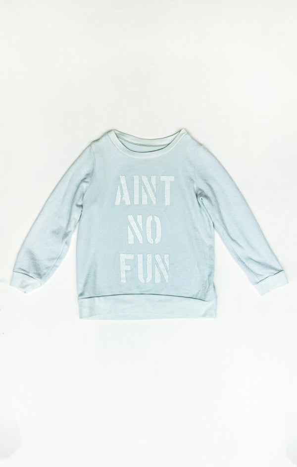 Aint No Fun Pullover (Calm)