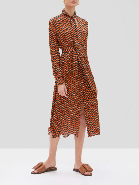 Sonny Long Dress - Amber
