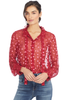 Saloni Emile Top (Rouge-Pink)