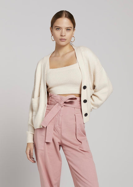Vincent Cardigan - Cream