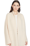 Vince Womens Shawl Collar Cardigan (Blush)