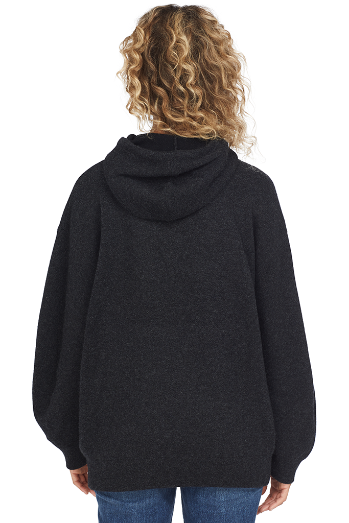 Woman's Oversized Double Layer Hoodie