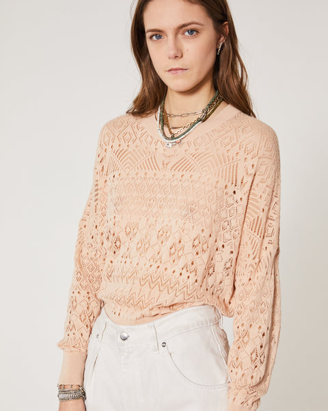 Peypin Sweater - Blush Pink
