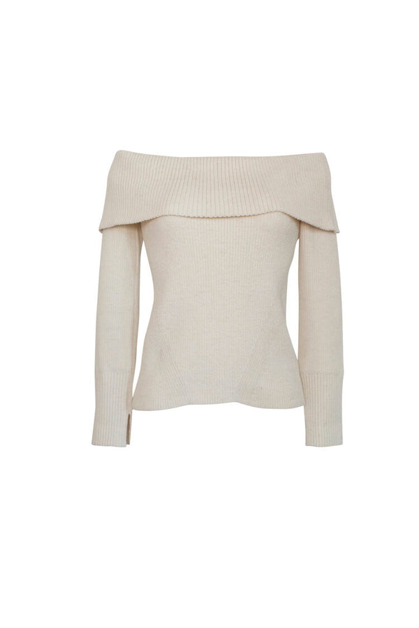 Eva Sweater (Ivory)