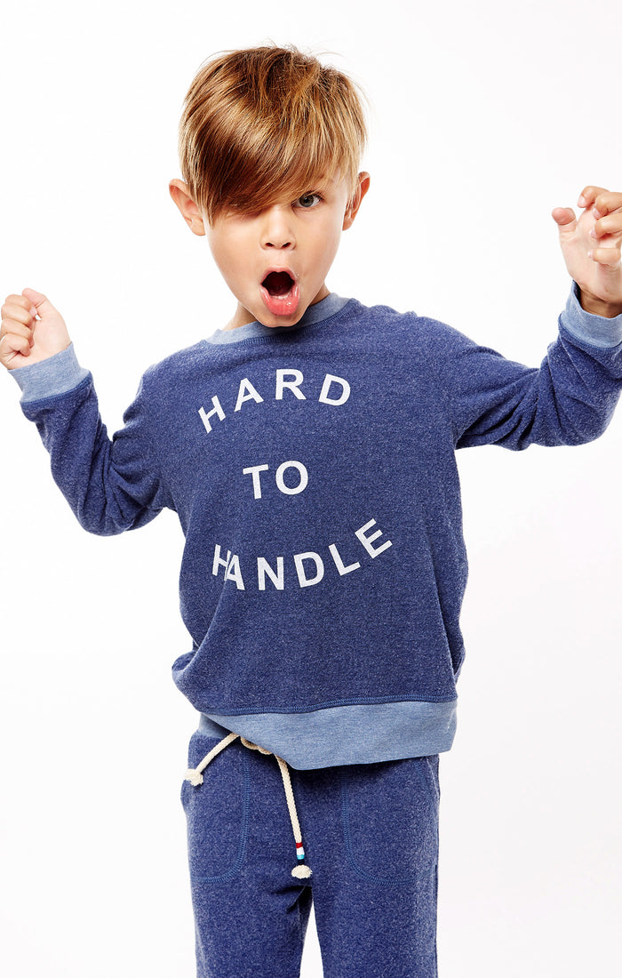 Kids Handle Pullover