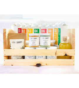 Butcher's Bodega Box: Wellness Kit