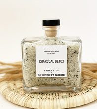 Load image into Gallery viewer, Charcoal Detox Bath Soak