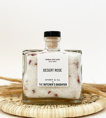 Desert Rose Bath Soak