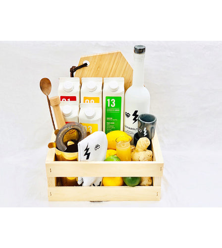Butcher's Bodega Box Mezcal Bar Kit (Large)