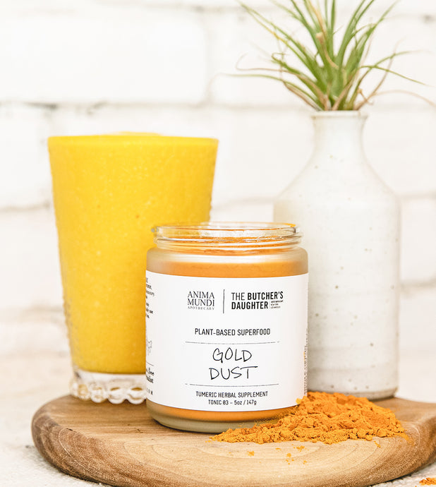 Gold Dust (Turmeric)