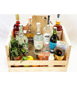 Butcher's Bodega Box: Home Bar