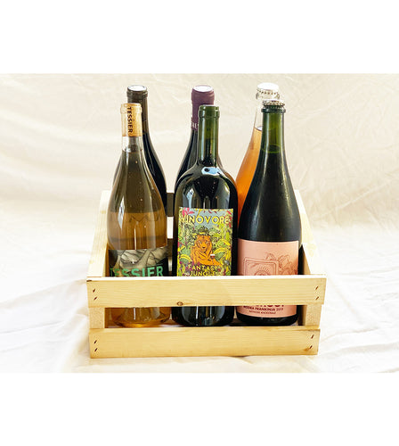 Selection of Thoughtful Wines