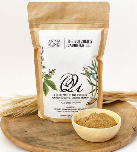 Qi (Plant Based Protein)