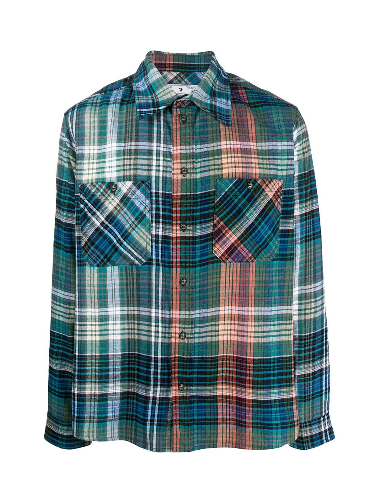 MULTICOLOR CHECKED SHIRT